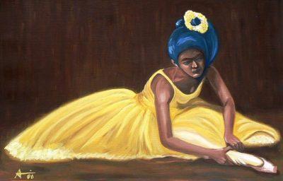Yellow Dancer