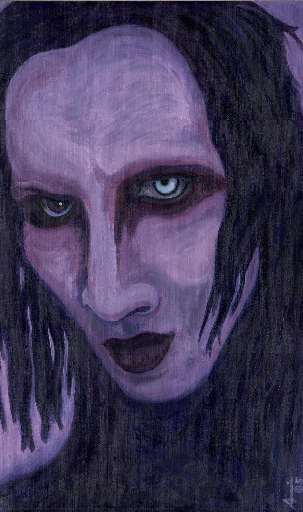 Marilyn Manson: Deep Dark